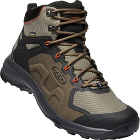 Keen Exp*** Mid WP Chaussures Homme, canteen/brindle